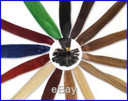 200 Remy Echthaar Strähnen, 60cm, Keratin Bondings, Extensions, Haarverlängerung