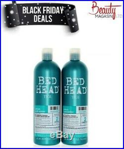 BED HEAD TIGI Recovery Shampoo & Conditioner 25.36 Oz / 750 ml Duo