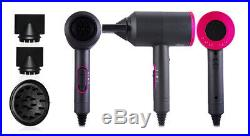 BRAND NEW SHE SUPERSONIC HAIR DRYER FUCHSIA in Dyson FUCHSIA and GREY colours