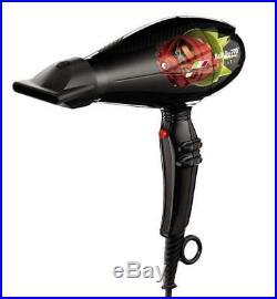 BaByliss PRO Ferrari Titanium Volare V1 Full Size professional Hair Dryer BLACK