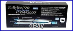 BaByliss Pro Nano Titanium Prima3000 1.25 Straightening Iron BABNT3000T NEW