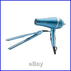 Babyliss PRO Ltd. Ed. Daily Glam Gift Set 2000 Watt Dryer & 1 1/2 Flat Iron