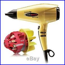 Babyliss Pro BFB1 Italia Brava Professional Salon Dryer 2000W Ferrari Engine