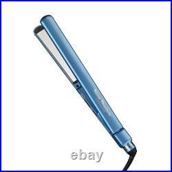 Babyliss Pro Nano Titanium 1 Ultra-Thin Ceramic Hair Straightener Flat Iron NT