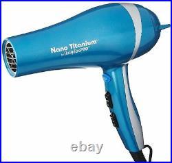 Babyliss Pro Nano Titanium Ionic Lightweight 2000 Watts Hair Dryer Hair Blower