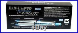Babyliss Pro Nano Titanium Prima Optima 3000 1.25 Flat Iron BABSS3000T