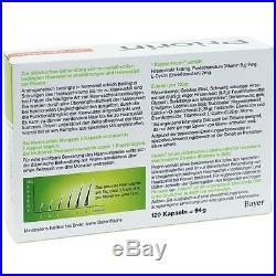 Bayer Priorin Anti Hair Loss 120 Capsules. Hair Growth Loss Regrowth Treatment