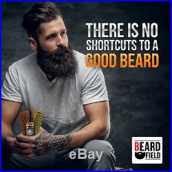 Best Beard Comb & Beard Brush Bundle for Men Beard Grooming kit