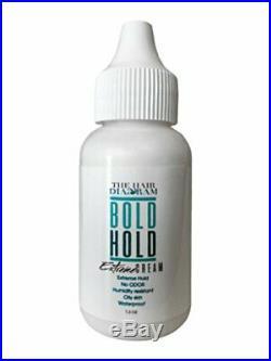 Bold Hold Extreme Cream Adhesive Lace Glue 1.3 Oz. FREE SHIPPING