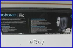 Brand New, Authentic BIO IONIC 10x Pro Styling Flat Iron 1 Inch Free Shipping