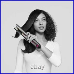 Brand New Dyson Corrale Hair Straightener Black Nickel/Fuchsia
