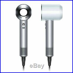Brand New Dyson Supersonic Hair Dryer White Silver