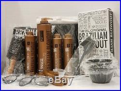 Brazilian Blowout Professional Original Solution FULL KIT SET STEP 1- 2- 3
