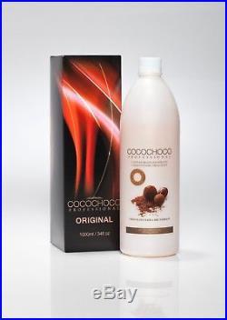 COCOCHOCO Brazilian Keratin Hair Treatment +Deep cleaning shampoo Proven Formula