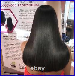 COCOCHOCO Keratin Haarglättung ORIGINAL 500ml Reinigungsshampoo 50ml