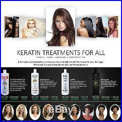 Complete Complex Brazilian Keratin Treatment kit FEW options Keratin Research