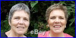 Cure For Grey White Hair Organic Natural Shampoo Get Shiny Black Dark Hair Again