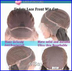 Curly 100% Human Hair Lace Front Wig Brazilian Remy Full Lace Wig with Baby Hair