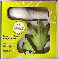 DevaCurl Deva Curl Devadryer Hair Dryer & DevaFuser Diffuser TAIFF