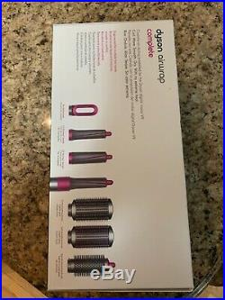 Dyson Airwrap Complete Styler Hair Styling Set Curl Wave Smooth Dry BRAND NEW