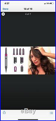 Dyson Airwrap Complete Styler Set Straightener Curler All Hairstyles HS01