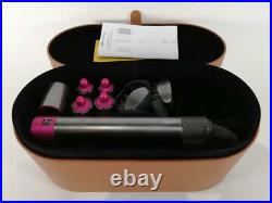 Dyson Airwrap Complete for Multiple Hair Types and Styles Fuchsia Preowned