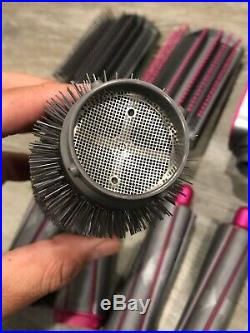 Dyson Airwrap Styler Complete Attachments /Accessories Only. No Wand