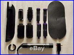 Dyson Airwrap Styler Set Complete INCLUDES ALL ATTACHMENTS no reserve price