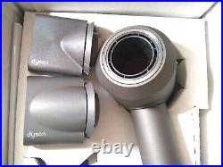 Dyson Hd01 Supersonic Hair Dryer Fuschia/Iron-slightly used