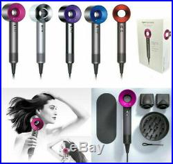 Dyson Supersonic Hair Dryer 5 Colors With 1 Year Warranty New Sealed in Box