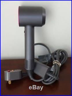 Dyson Supersonic Hair Dryer Iron / Fuschia