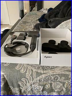 Dyson Supersonic Hair Dryer in Purple/Nickel