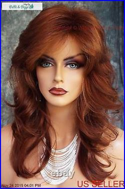 Felicity Rene Of Paris Wig Color Irish Spice New In Box With Tags