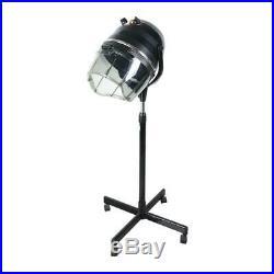 Free Standing Hair Dryer Hood Bonnet Hairdryer Height Adjustable Salon Equipment