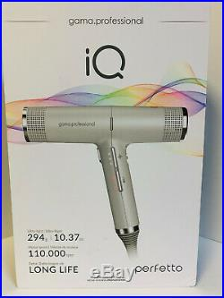 GAMA Italy Professional IQ Perfetto Hair Blow Dryer