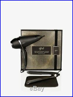 Ghd Dry & Style Gift Set with ghd Gold Hair Straightener and ghd Air Hairdryer