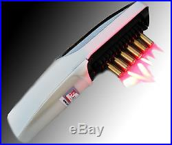 Hair Loss, Thinning, Balding, Dht Shampootry Raymax Laser Therapy Regrowth Comb