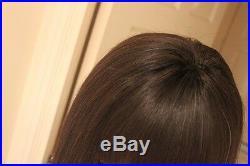 Human Hair Wig. Full Fringe wig. Bob wig. Lace closure wig. Full head wig
