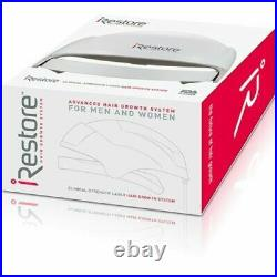 IRestore Laser LED Hair Growth System Hair Loss Treatment Regrowth Therapy