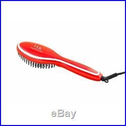 ISA Professional Original Digital Hair Straightener Straightening Brush