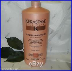 KERASTASE DISCIPLINE FONDANT FLUIDEALISTE 1000ml / 34oz FRESH