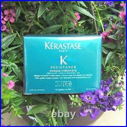 KERASTASE RESISTANCE MASQUE THERAPISTE MASK 200ml / 6.8oz SUPER FRESH