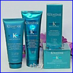 KERASTASE THERAPISTE RETAIL KIT BAIN, SOIN, MASK, SERUM 250ml/200ml/200ml/30ml