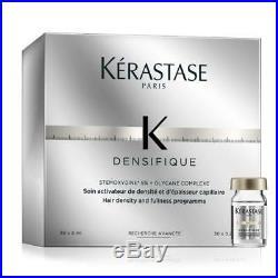 Kerastase Cure Densifique Scalp Treatment for thinning hair 30 x 6ml bottles
