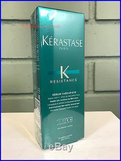 Kerastase Resistance Serum Therapiste 1.01oz SEALED IN BOX & FRESH