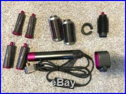 LIGHTLY Used Dyson Airwrap Complete All Hairstyles with Case & All Attachments