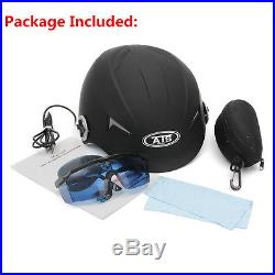 LLLT Hair Loss Therapy Laser Cap 128 Diodes Laser Hair Growth System Helmet