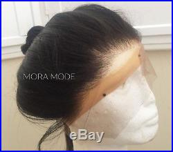 Lace Frontal Wig, Brazilian Hair, Natural Hairline Good Quality Virgin Hair