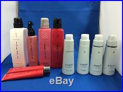 LebeL Professional edit care C, P, E, N + IAU Cell Care set Hair care Japan NEW