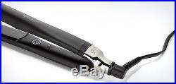 MSRP $249 ghd PLATINUM 1 Professional Styler Flat Iron Hair Straightener Black